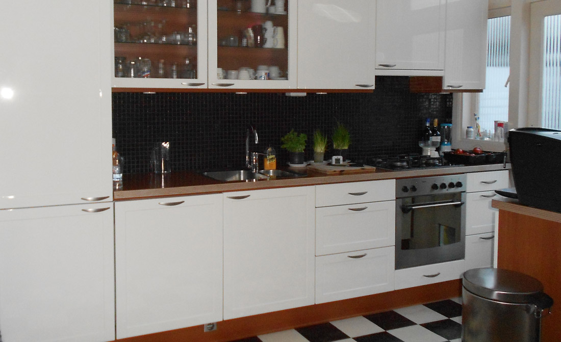 Keuken Spuiten Kosten : Folie keuken spuiten